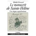 LE MANUSCRIT DE SAINTE-HÉLÈNE