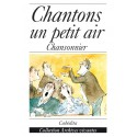 CHANTONS UN PETIT AIR