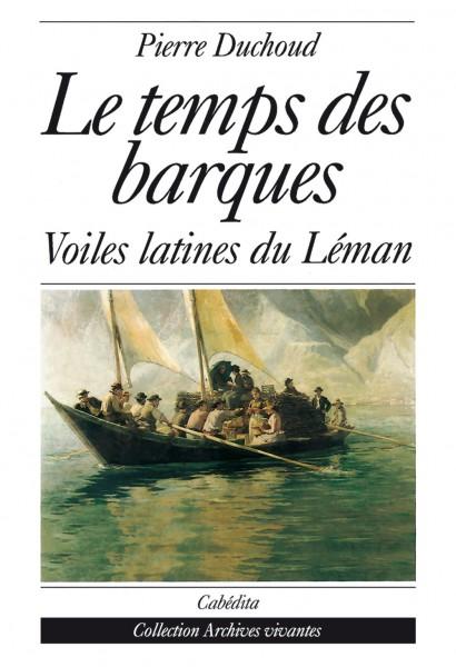LE TEMPS DES BARQUES