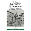 LA CONTRÉE DE LAUSANNE