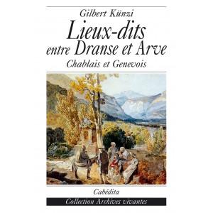 LIEUX-DITS ENTRE DRANSE ET ARVE/18B