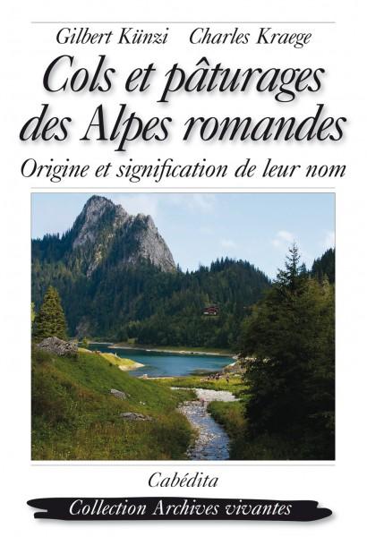 COLS ET PÂTURAGES DES ALPES ROMANDES