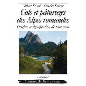 COLS ET PÂTURAGES DES ALPES ROMANDES/18B