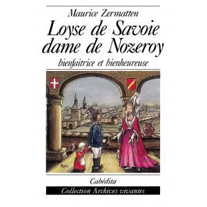 LOYSE DE SAVOIE DAME DE NOZEROY/4E