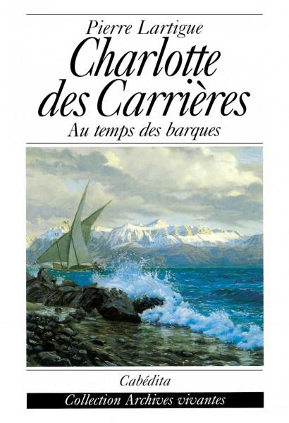 CHARLOTTE DES CARRIÈRES