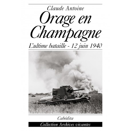 ORAGE EN CHAMPAGNE