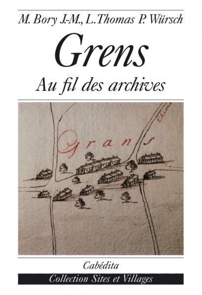 GRENS - MONOGRAPHIE