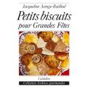 PETITS BISCUITS POUR GRANDES FÊTES