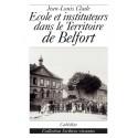 ÉCOLE ET INSTITUTEURS DANS LE TERRITOIRE DE BELFORT