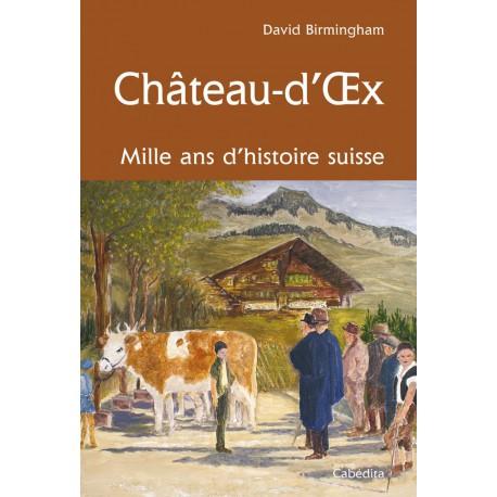 CHÂTEAUX-D'OEX