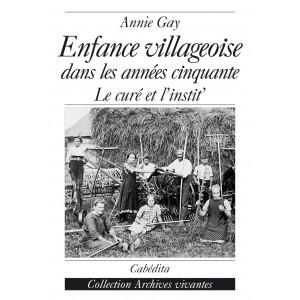 ENFANCE VILLAGEOISE DANS LES ANNÉES CINQUANTE/13B