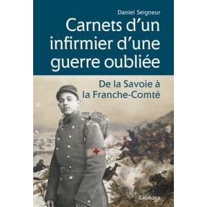 CARNETS D'UN INFIRMIER D'UNE GUERRE OUBLIEE/12D