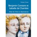 BENJAMIN CONSTANT ET ISABELLE DE CHARRIERE