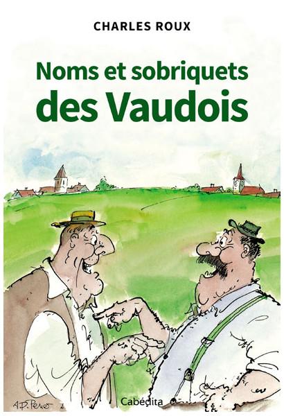 NOMS ET SOBRIQUETS DES VAUDOIS