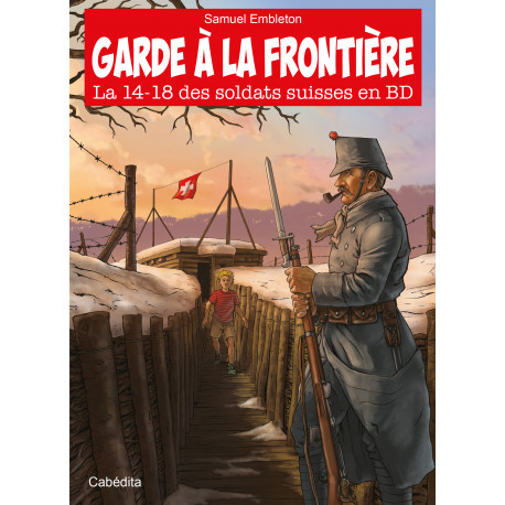 GARDE A LA FRONTIERE
