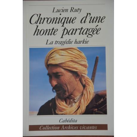 CHRONIQUE D'UNE HONTE PARTAGÉE